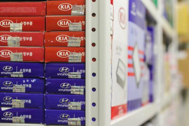 В вашем распоряжении весь ассортимент склада нашего техцентра и магазина «Автодром-Корея»