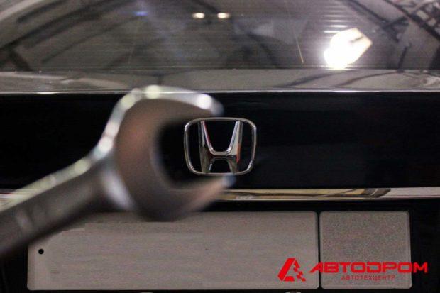 Сервис «Автодром» с 2007 года обслуживает и ремонтирует автомобили Хонда