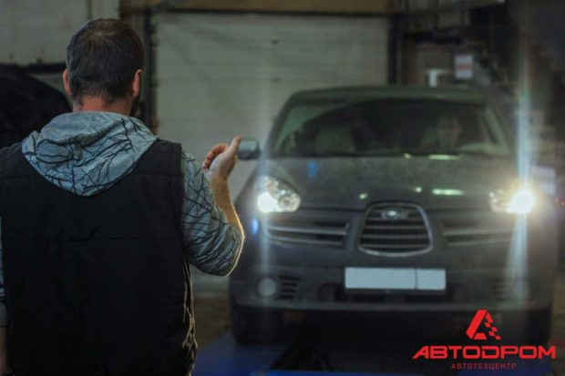 Диагностика, ремонт и обслуживание автомобилей Subaru