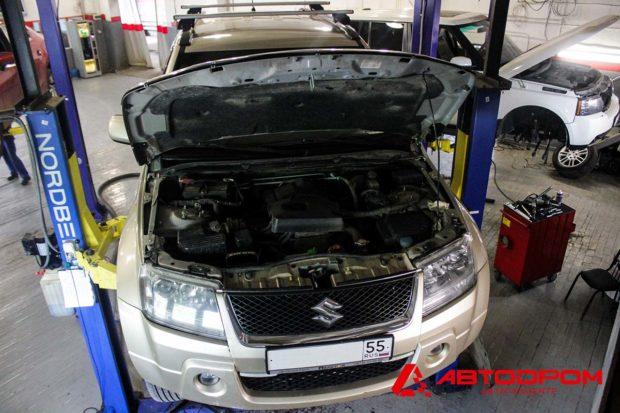 Диагностика, ремонт и обслуживание автомобилей Сузуки